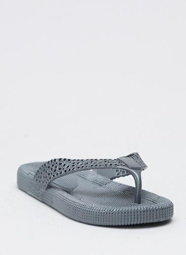 Shoes1441 Terlik Gri